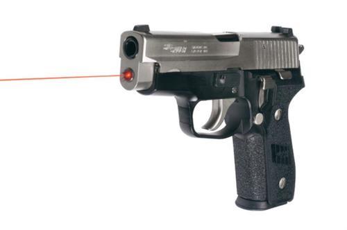 """LaserMax LMS-2281Guide Rod Red Laser Sig P228 635nm .75""""@25yds 20yds Range"""