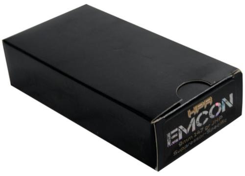 HPR Ammunition Hyperclean Emcon Suppressor 9mm 147 Gr, Jacketed Hollow Point, 50rd/Box
