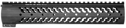 "Samson Evolution 10"" Handguard, Rails AR-15 Alum Black"