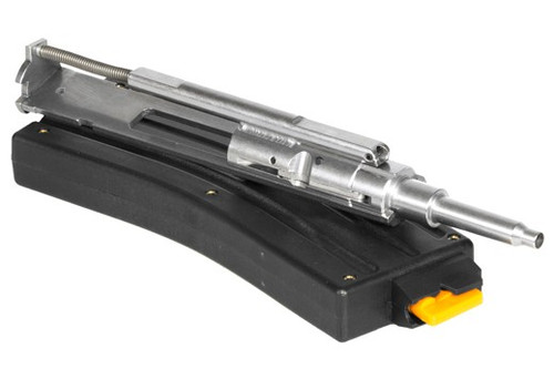 CMMG AR-15 Bravo .22 Conversion Kit, Magazine, SS, 25 Rd Mag