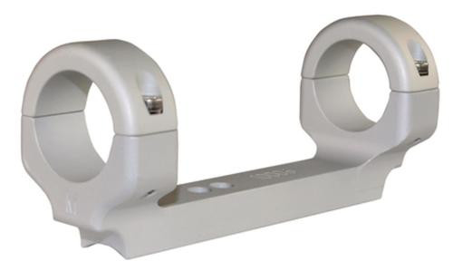 DNZ Products Dnz Products Tube Mount Thompson Center Encore/Omega/Prohunter/Triumph One Inch Medium Height Silver