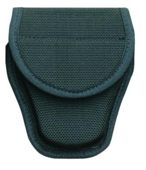 """Bianchi 7300 Covered Cuff Case Fits Belt Width 2"""" & 2.25"""" Black Accumold"""
