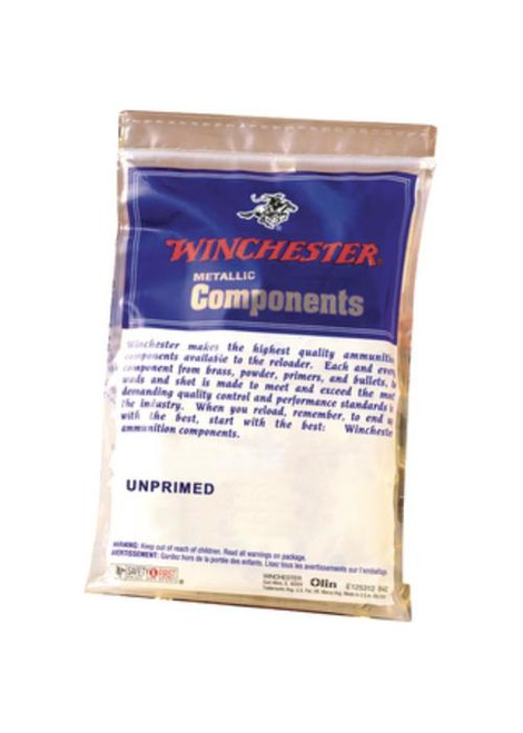 Winchester Unprimed Case 380 Auto 100 Per Bag