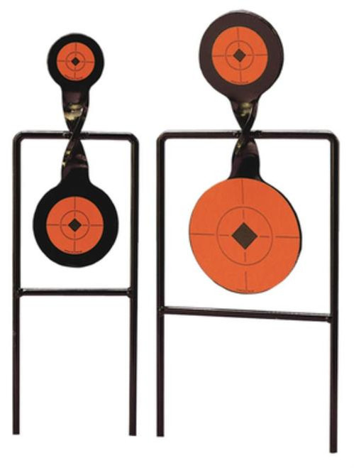 Birchwood Casey Mag Spinner Double Mag .44 Action Targets, Double