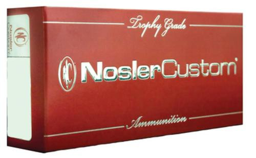 Nosler Trophy Grade .300 Rem Ultra Mag 165gr, Partition, 20rd Box