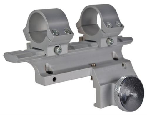 B-Square Scope Mount, Rings For Ruger Mini 14 Dovetail Style Stainless