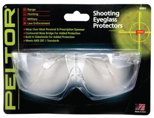 3M Peltor Shooting Shooting/Sporting Glasses Clear