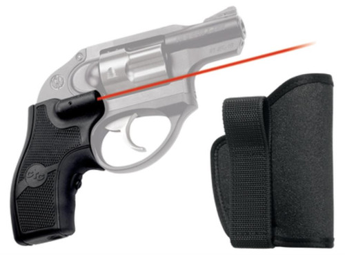 Crimson Trace Lasergrip For Ruger Lcr With Ambidextrous In The Waist Band (Imb) Holster