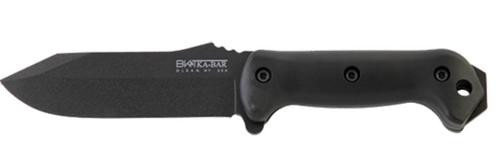"Ka-Bar BK10 Becker Crewman 5.5"" 1095 Cro-Van Fixed Nylon Black"