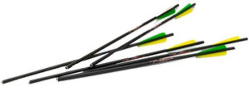 "Excaliber Carbon Arrows Firebolt, 20"", 6/Pack"