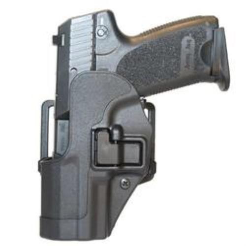 Blackhawk CQC Carbon Fiber Serpa Holster Matte Black Left Hand For Springfield XDS 3.3 Inch