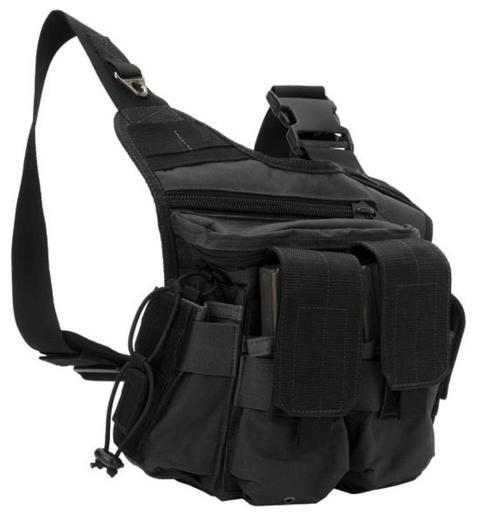 US PeaceKeeper Rapid Deployment 'Go-Bag' Pack, Black