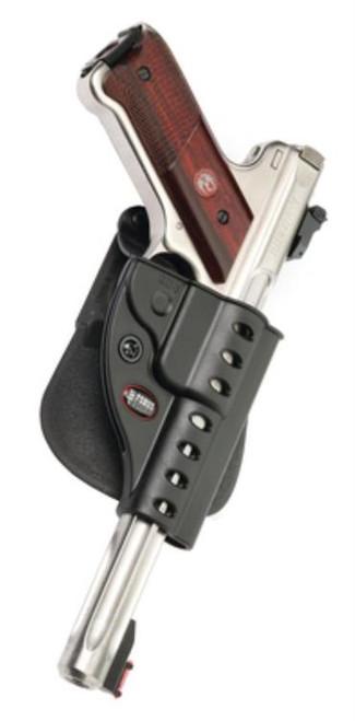 Fobus Evolution 2 Paddle Ruger Mark II/III, Black, Right Hand