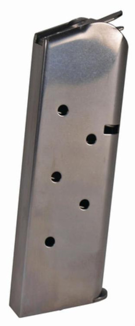 Springfield Magazine 1911 Officer Cmpt 45 ACP 6rd Stainless Blued
