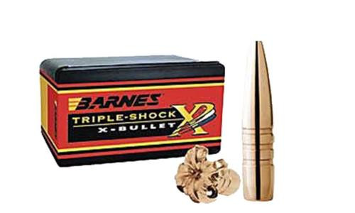 Barnes .510 Cal 647 Grain Triple Shock-X Boattail 20 BOX