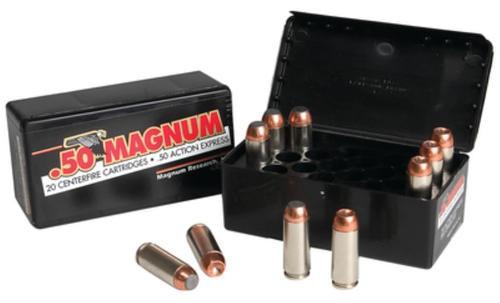 Magnum Research 50AE JSP 350Gr., 20rd Box