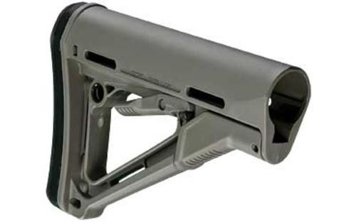 Magpul CTR - Compact Type Restricted Stock Non-Milspec AR-15/M16, Foliage Green