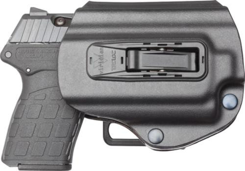Viridian Lasers TacLoc Laser-Ready Autolocking Holster For Kel-Tec PF9 With C5 Series Laser Black