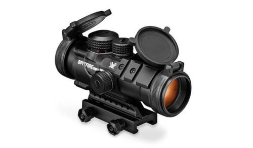 Vortex Spitfire 3x Prism Scope, EBR-556B MOA Reticle, Black