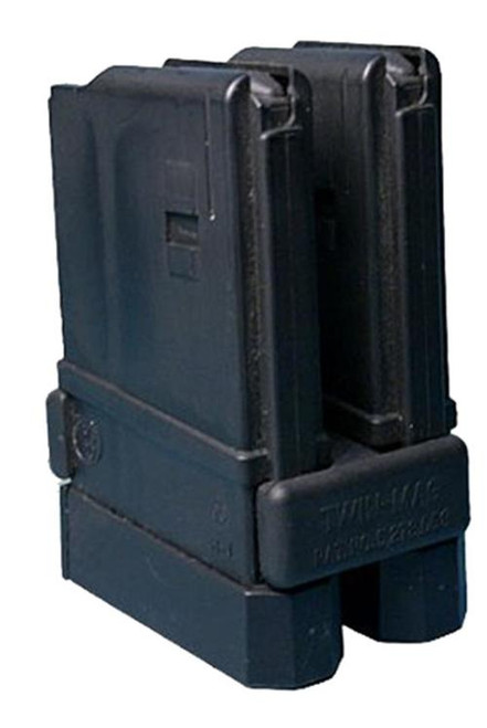 Thermold AR-15 Twin Magazine Lock, Fits 20rd Thermold Magazines, Black