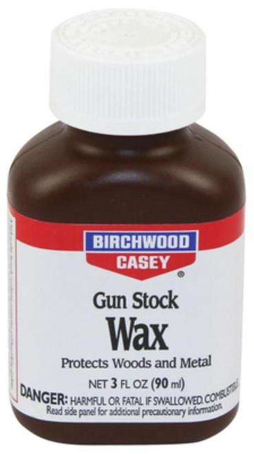 Birchwood Casey Gun Stock Wax Wood Finish 3oz