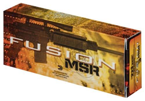 Federal Fusion MSR Medium Game .338 Federal 185gr, 20rd Box