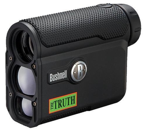 Bushnell Truth, ARC Laser Rangefinder 4X Range 7 - 850yds, Case Black