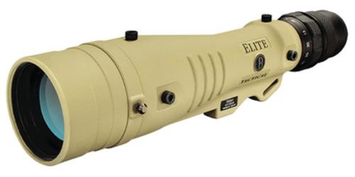 Bushnell Elite Tactical LMSS Spotting Scope 8-40x60mm Tan