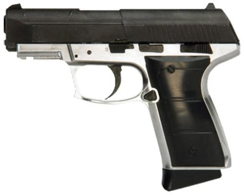 "Daisy 5501, CO2 Pistol, BB, 430 Feet Per Second, 8.5"" Barrel, Black Color, 15Rd Capacity"