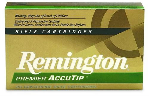 Remington Premier 204 Ruger AccuTip 32gr, 20Box/10Case