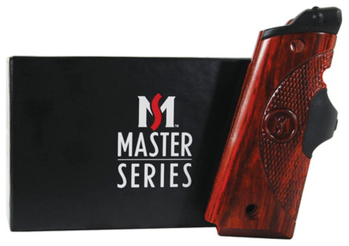 Crimson Trace Lasers Master Series Lasergrips For Full Size 1911 Cocobolo
