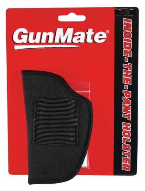 Uncle Mikes Inside-the-Pants Holster 10 Black Synthetic