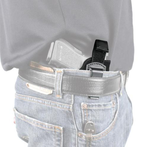 """Blackhawk Inside The Pant Holster With Retention Strap Black Right Hand For 4.5-5"""" Barrel Large Autos"""