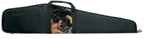 Bulldog Cases Scoped Rifle Cases Black With Mossy Oak Camouflage Panel 44 Inch