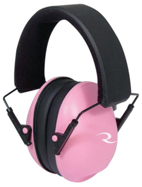 Radians Sporting Goods Lowset Compact Earmuffs Pink