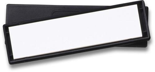 "Spyderco Sharpener 8""x2"" Ultra-Fine Ceramic Stone Poly Case"