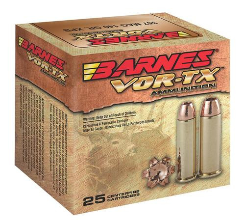 Barnes VOR-TX Handgun Hunting 45 Colt XPB 200 gr, 20rd Box