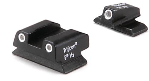 Trijicon Bright & Tough Night Sights for Beretta PX4 Storm 3 Dot front & rear night sight set