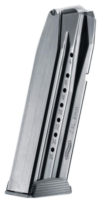 Walther Creed Magazine 9mm 16 Round Factory Replacement