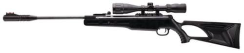 UMA Octane Air Rifle Combo .22 Caliber, 3-9x40mm Scope, Black
