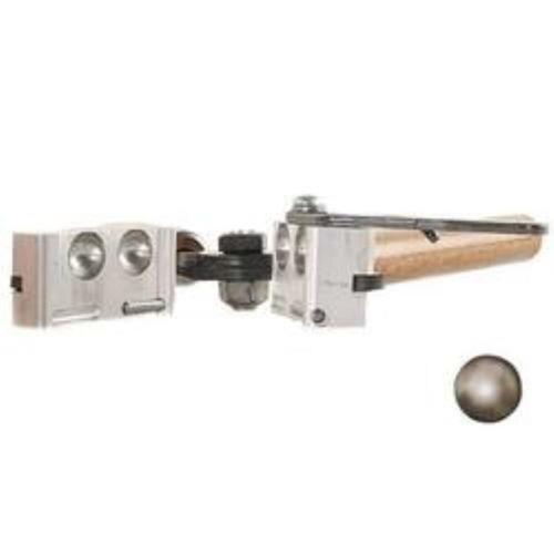 Lee Precision Double Cavity Mold, Produces .375 Diameter Ball