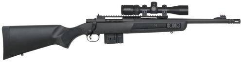 "Mossberg MVP Scout 7.62/308 16"" Threaded Barrel Vortex Crossfire II Scope, 10rd Mag"