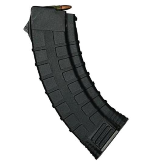 TAPCO AK-47 Magazine, Black, 30rd