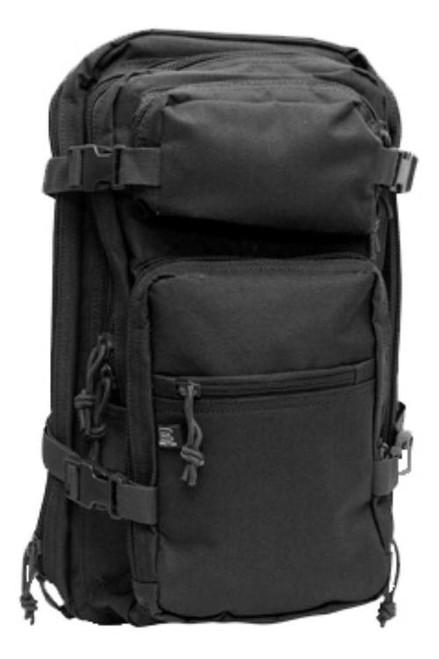 "Glock Backpack Multi-Purpose 600D Polyester 18"" x 11"" x 11"" Black"