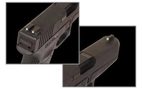Truglo Brite-Site Tritium Glock 42 Green Front/Rear
