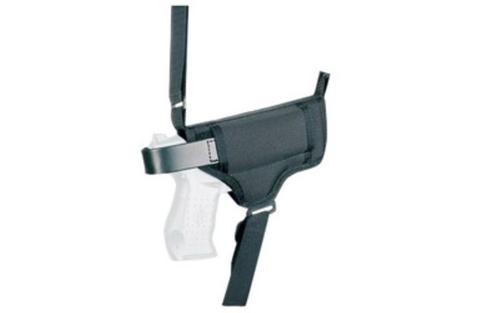 Desantis Patriot Shoulder Rig for Glock 26, Double Magazine Pouch