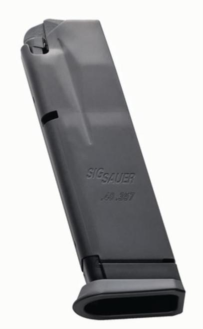 Sig P228/9 Magazine 40 S&W/357 Sig 10 rd Blued Finish