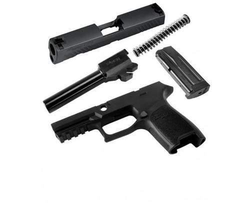 Sig Caliber X-Change KIT 320 Full 357 Sig, Black