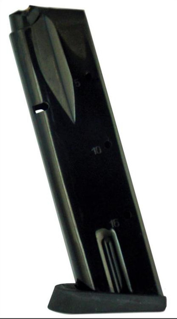 CZ 75/85 Pre-B 9mm 16rd rubber base