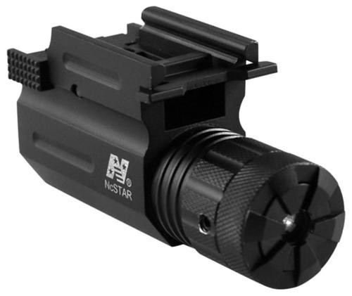 NcSTAR Compact Green Laser, Quick Release Weaver Mount